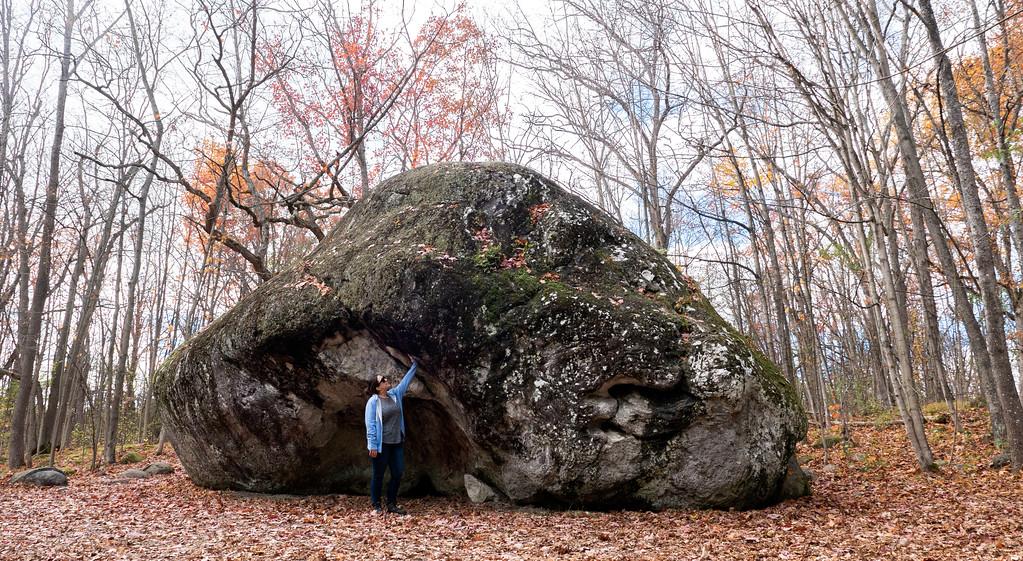 Bleasdell Boulder Conservation Area