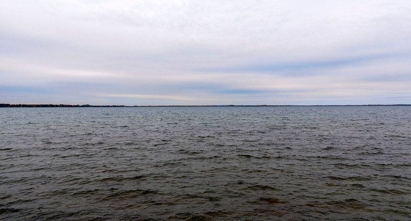 Lake Ontario from Presqu'ile Provincial Park