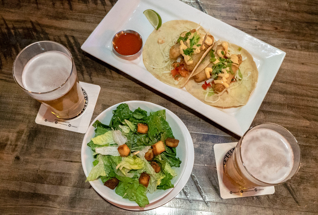 Beertown Public House in Burlington, Ontario - Restaurants in Burlington - Vegan Appetizers