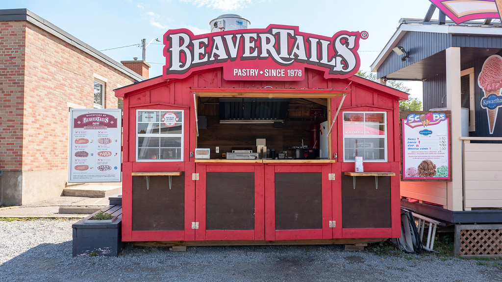 Beavertails in Killaloe Ontario