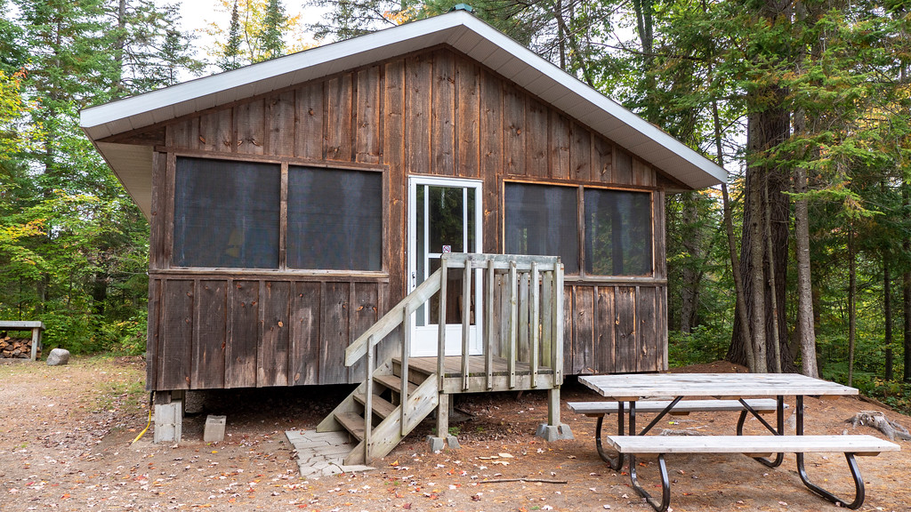 Bonnechere Provincial Park - Rustic Cabin - Riverside
