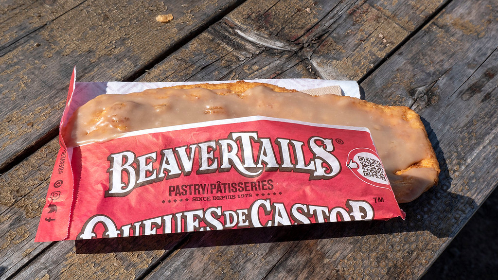 Maple Beavertails (vegan friendly)
