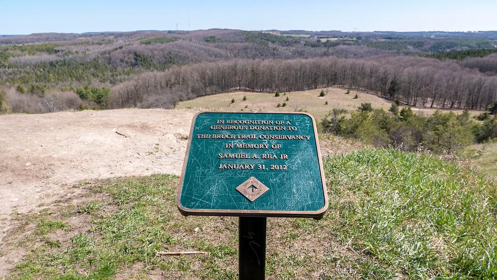 Murphy's Pinnacle Side Trail