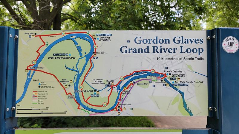 Gordon Glaves Grand River Loop