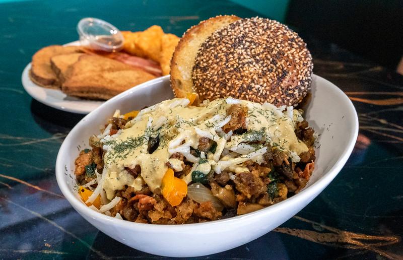 Bistro Seven Brantford - Vegan Breakfast