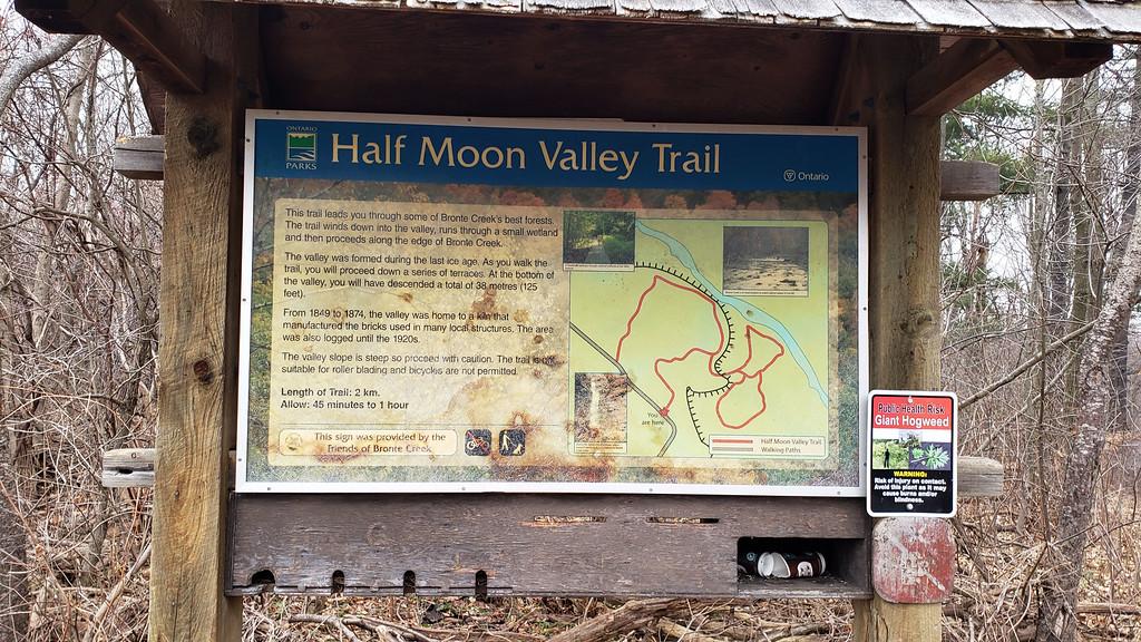 Half Moon Valley Trail