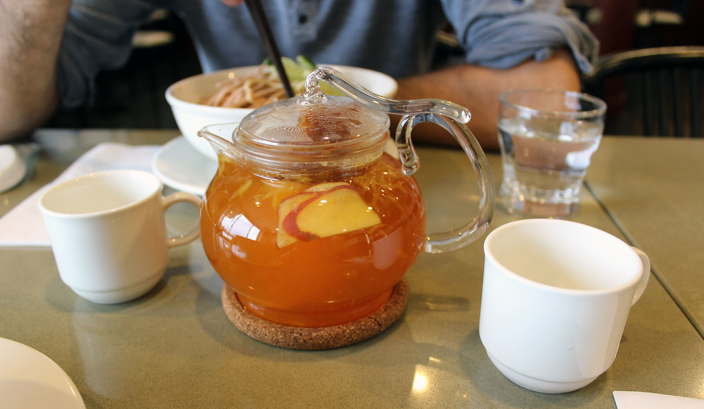 Water Drop Tea House - Lotus Tea House - Vegetarian Tea House Mississauga