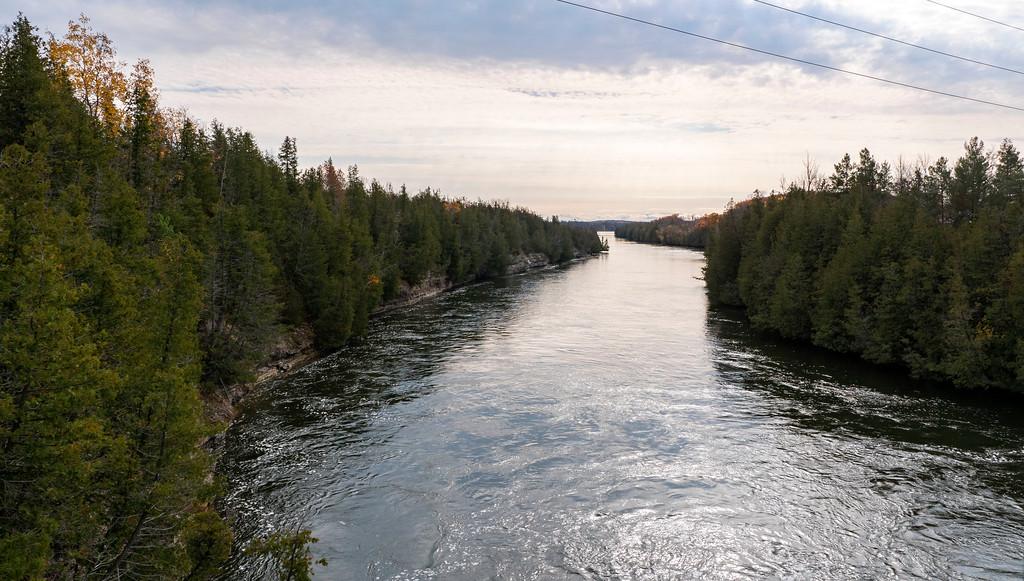 Trent River Gorge