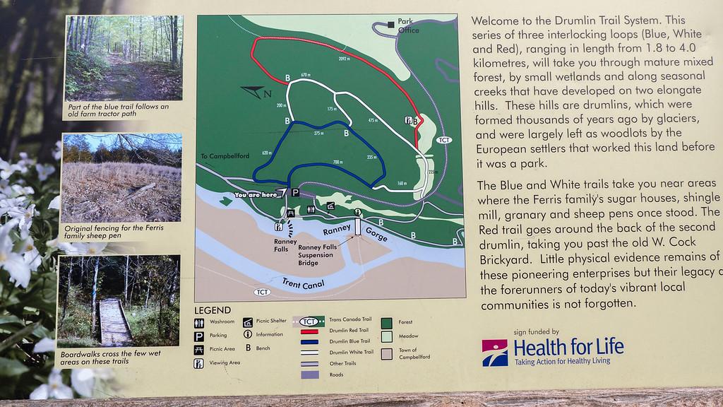Drumlin Trail System