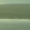 Mist on Grand Lake