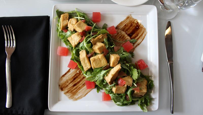 Vegan at Chilled Cork Restaurant