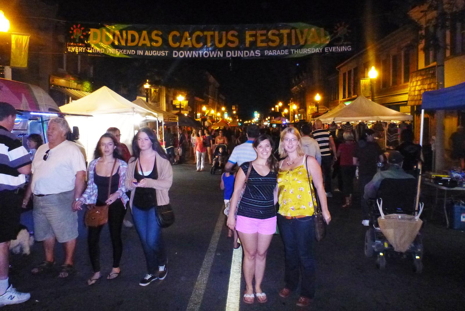 Dundas Cactus Festival: Annual Fair Dundas Ontario
