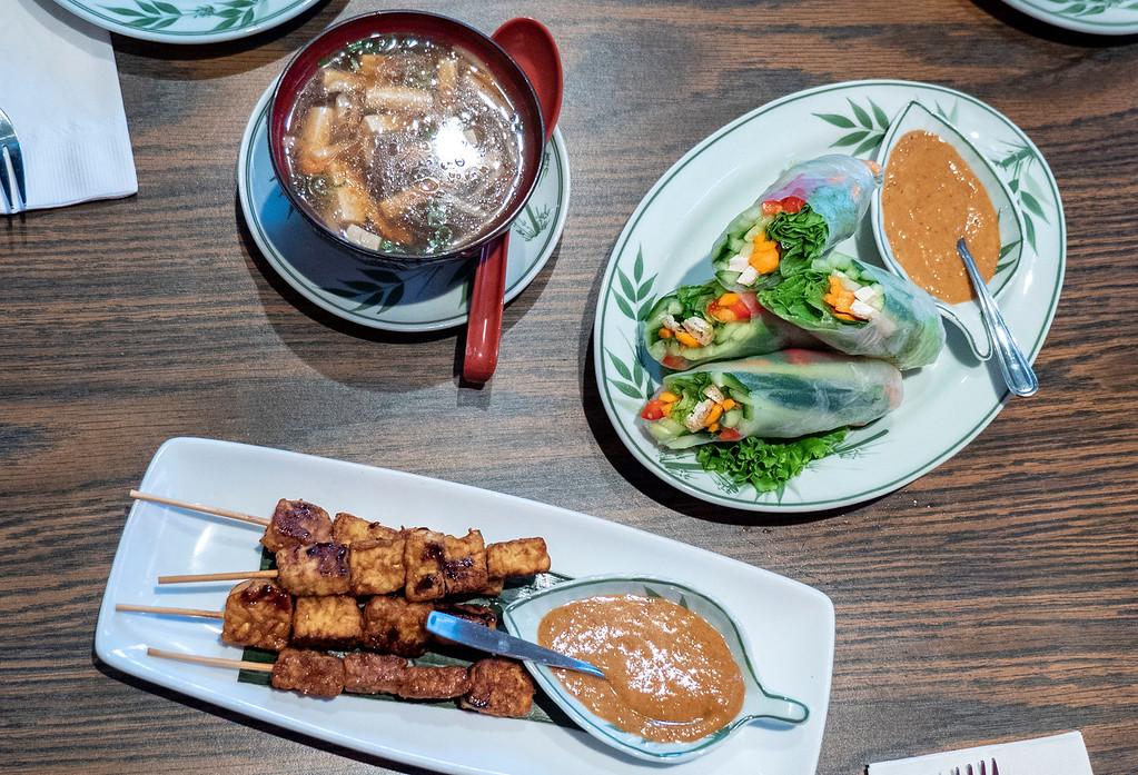 Little Asia - Vegan restaurant