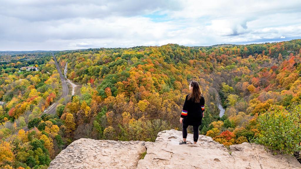 Dundas Peak - Best Hamilton Hiking Trails
