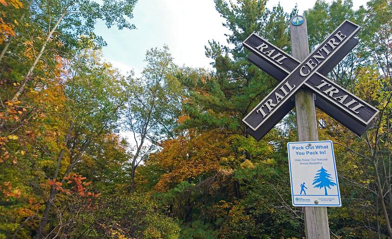 Hamilton to Brantford Rail Trail