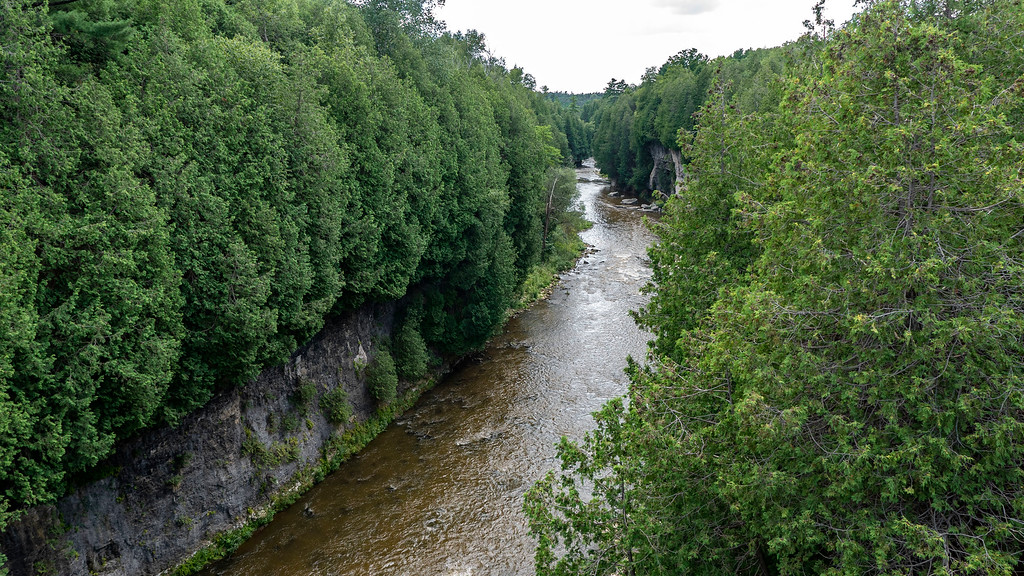 Things to do in Elora: Elora Gorge