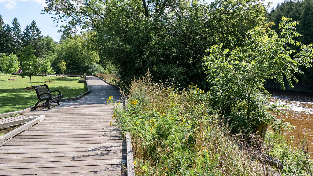 Bissell Park Boardwalk