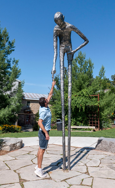 The Tall Man Sculpture