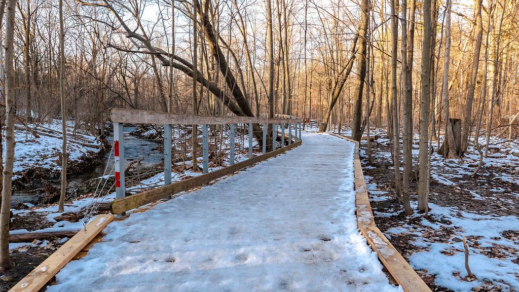 Sawmill Creek Trail Mississauga