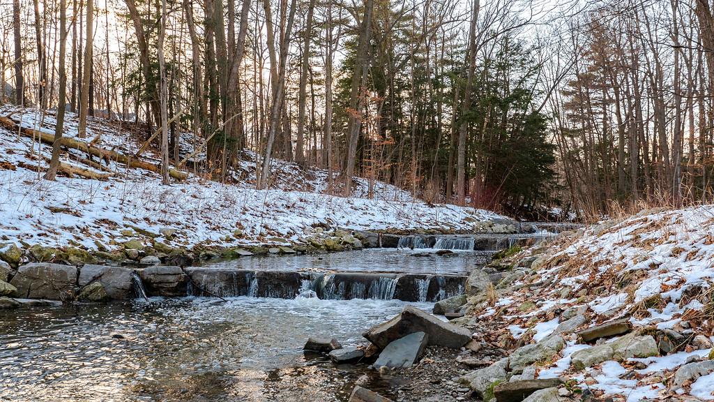 Sawmill Creek Trail in Mississauga