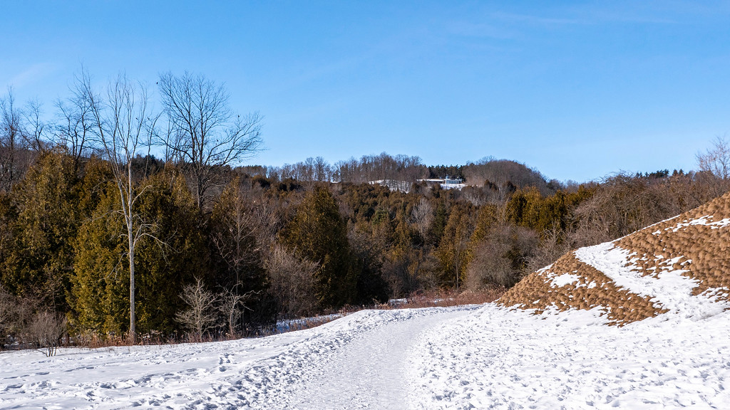 Bruce Trail / Dominion Trail to Cataract Falls