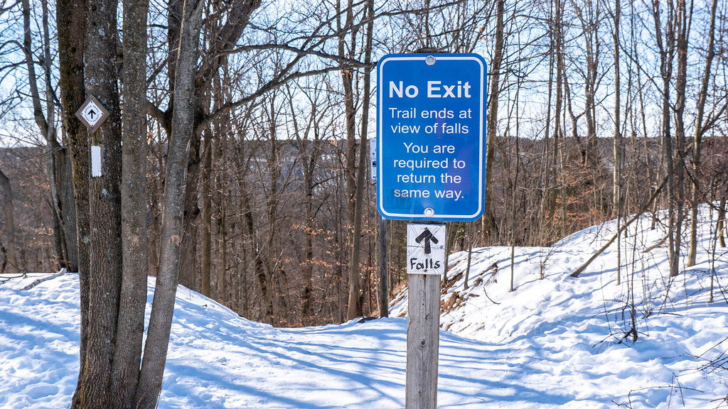 The Quarryman's Side Trail