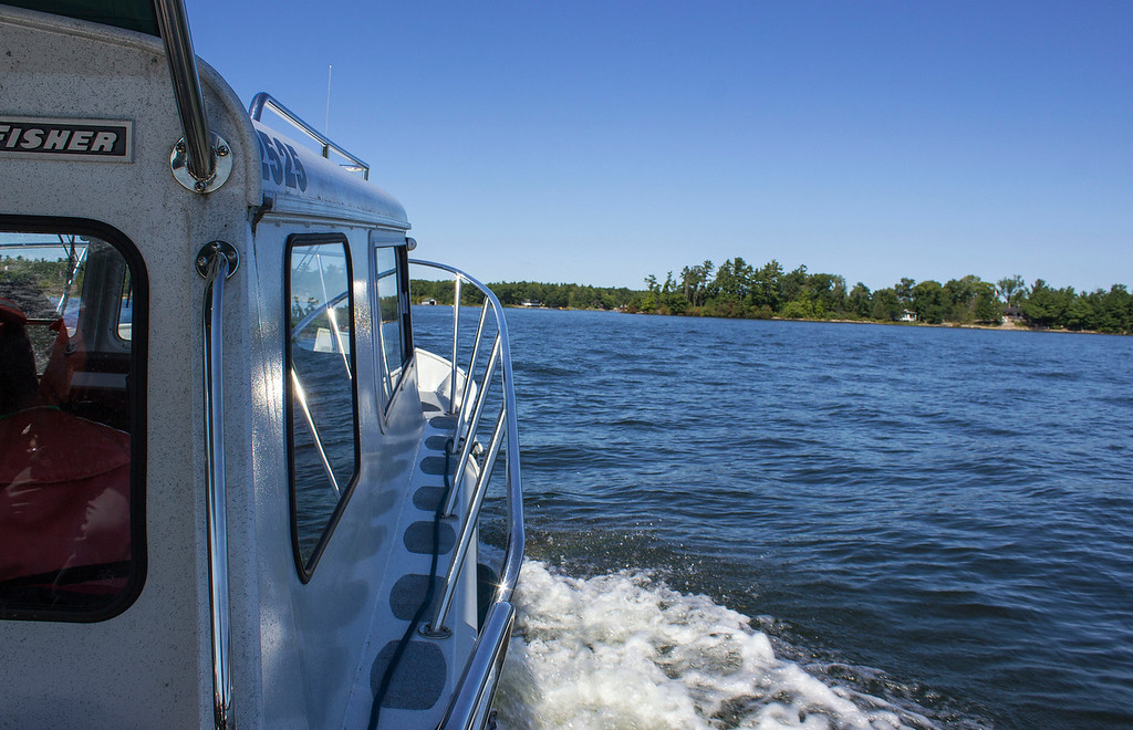 How to Get to Beausoleil Island