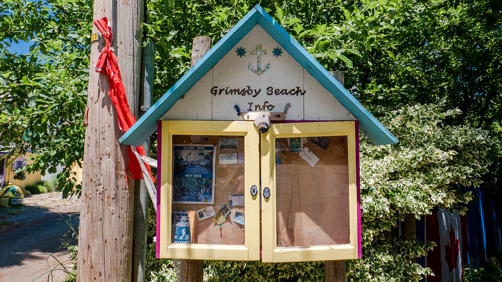 Grimsby Beach info box