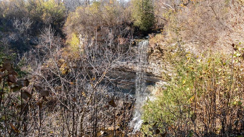 Borer's Falls Conservation Area