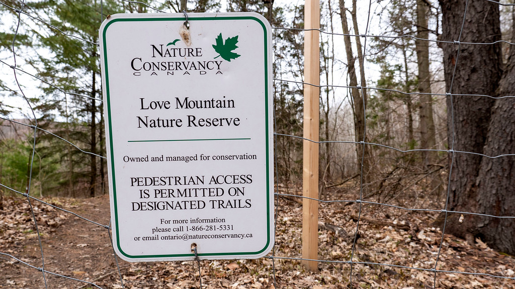 Love Mountain Nature Reserve