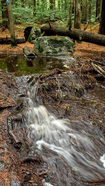 Hardy Lake Falls
