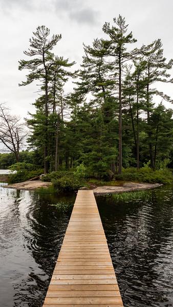 Hardy Lake Island