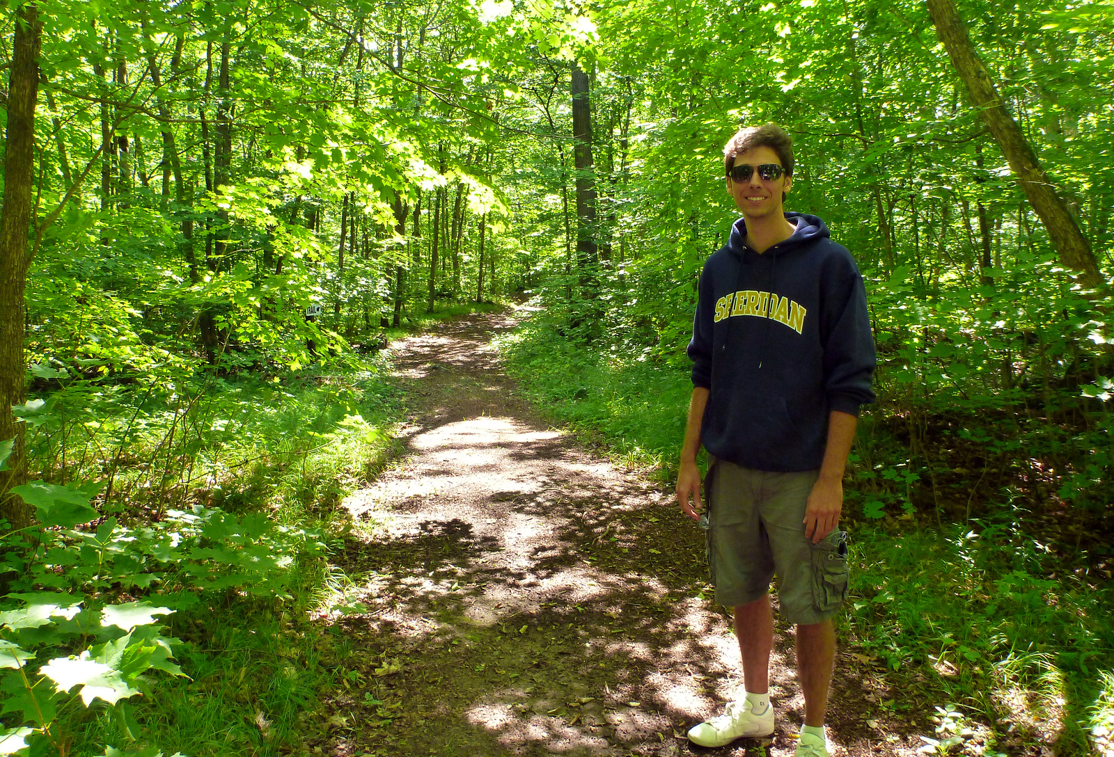 Caves in Napanee, Ontario - Hiking Trails in Kingston