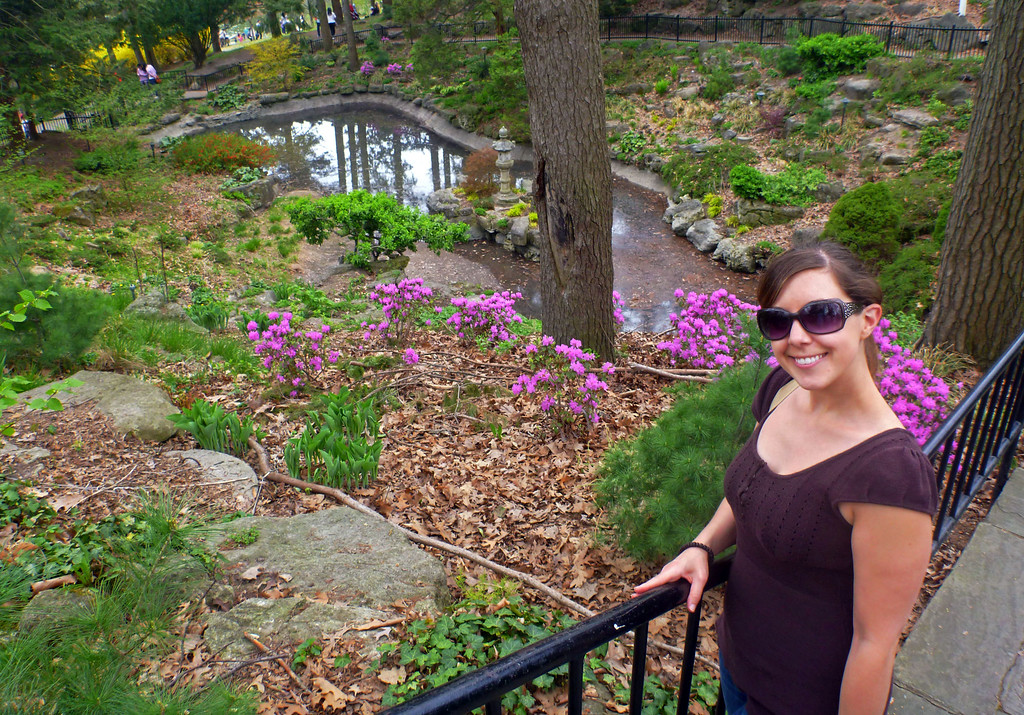 Best gardens in Toronto: High Park Japanese Garden