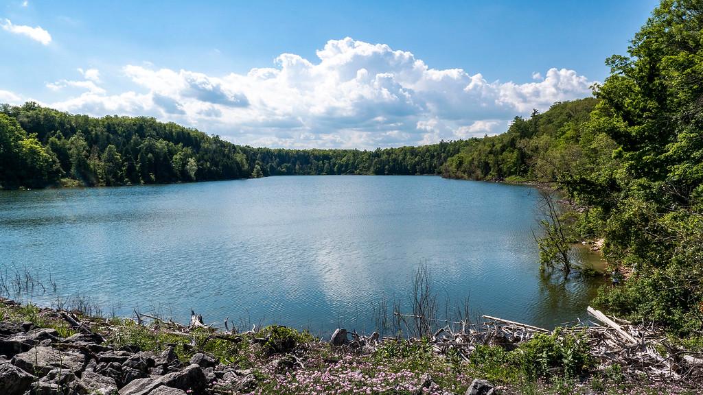 Hilton Falls Reservoir