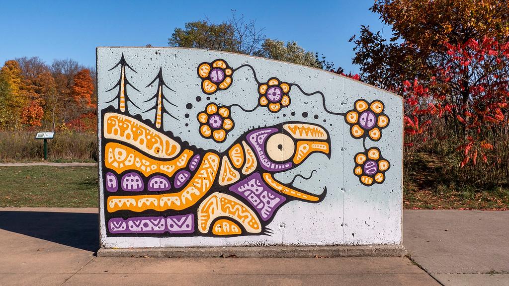 Indigenous Murals in Kitchener