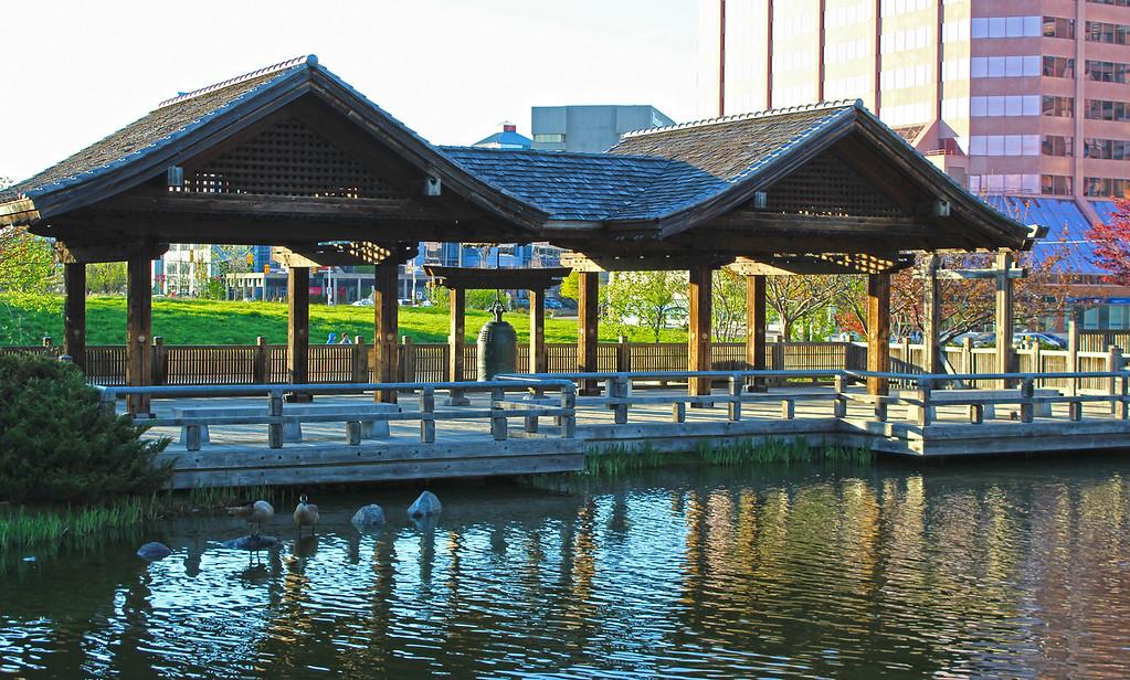 The Pavilion at Kariya Park Mississauga