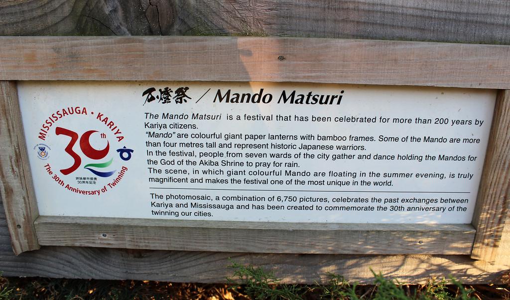 Friendship between Mississauga and Kariya, Japan