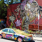 Street Art in Kensington Market -Toronto, Ontario – Daily Photo