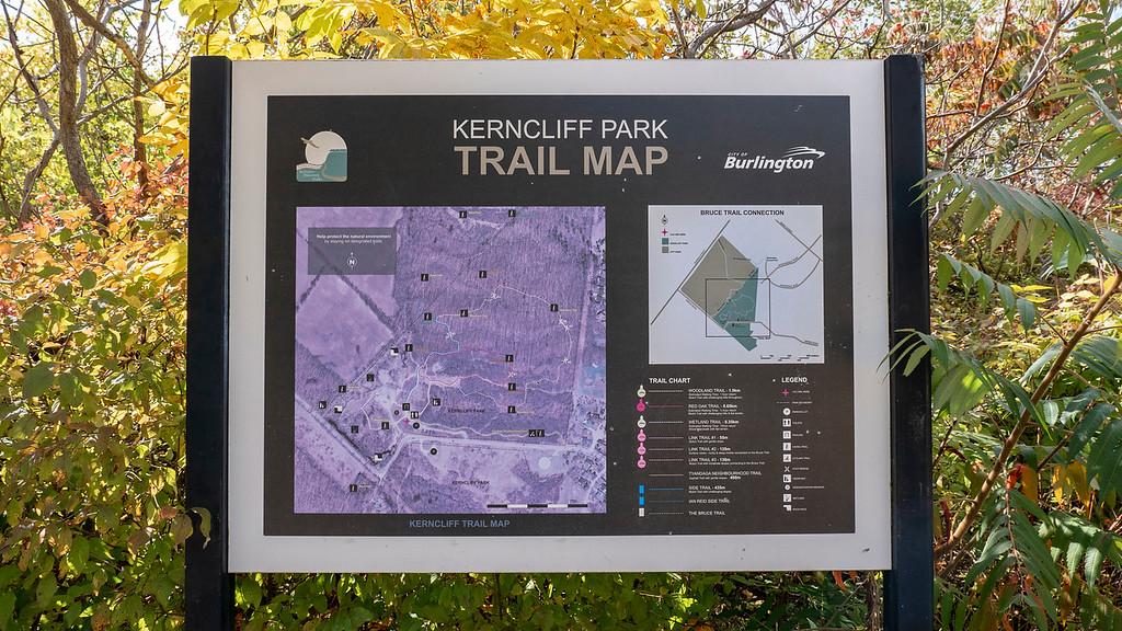 Kerncliff Park Map