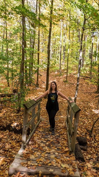 Ian Reid Side Trail  - Bruce Trail Iroquoia Section
