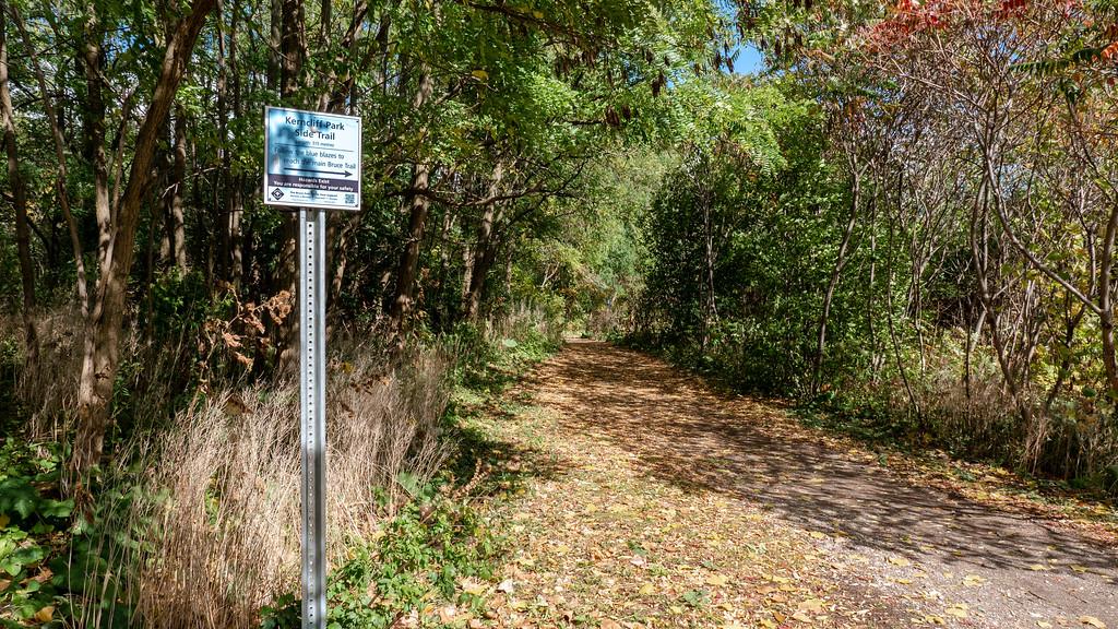 Kerncliff Park Side Trail