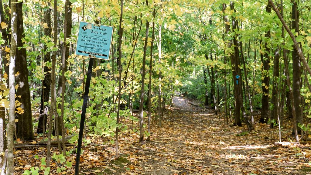 Ian Reid Side Trail