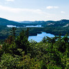 Point of view in Killarney Provincial Park, Ontario, Canada