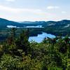 Point of view in Killarney Provincial Park, Ontario, Canada