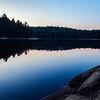 End of day in Killarney Provincial Park, Ontario