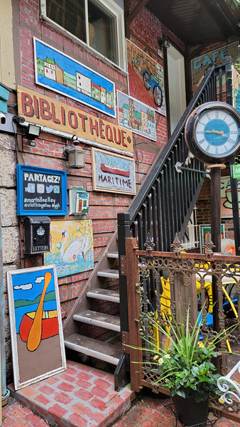 Martello Alley - Things to do in Kingston