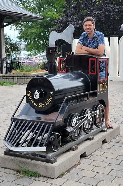 Mini Train in Kingston