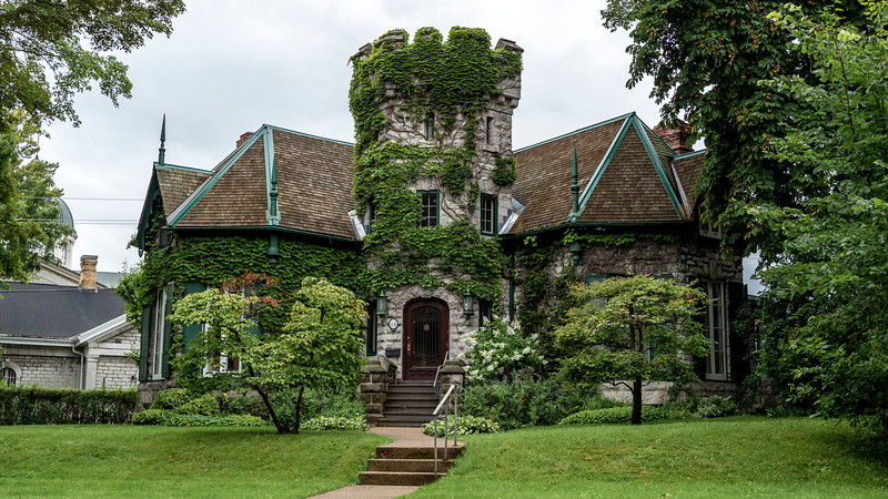 Castle in Kingston Ontario