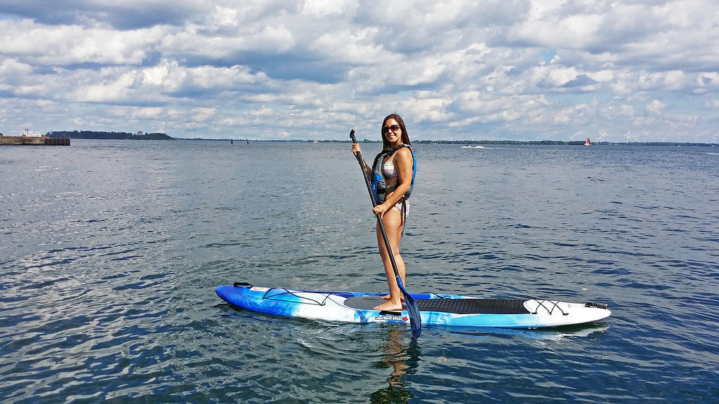 Stand up paddle - Kingston Ontario
